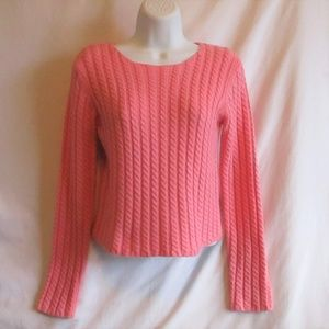 Classic Esprit Cable Knit Sweater